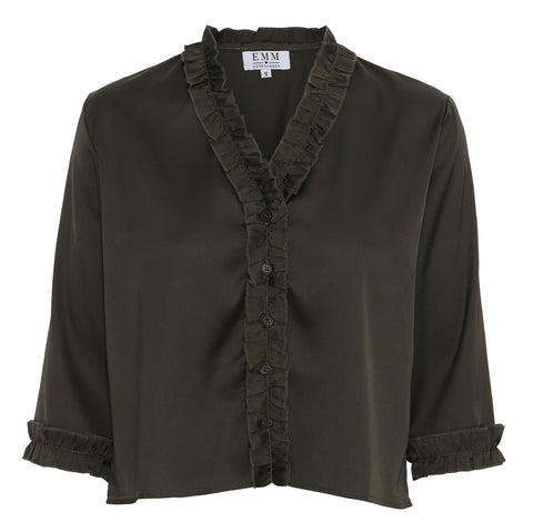 Ebba Shirt - Army