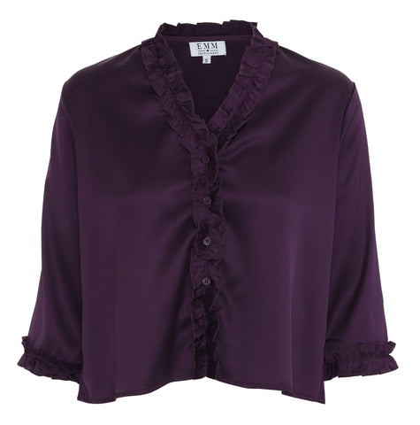 Ebba Shirt - Purple