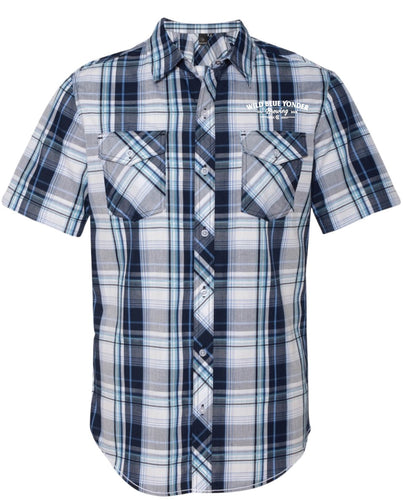 Men's Button Up Shirt - Light