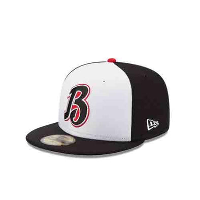 Birmingham Barons Barons Batting Practice Fitted Cap