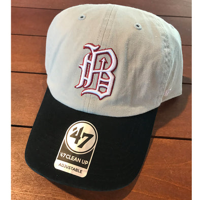 Barons Two-Tone (Grey) Cap