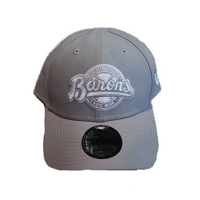Barons Grey Primary Hat