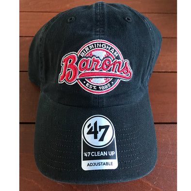 Barons Clean Up Cap