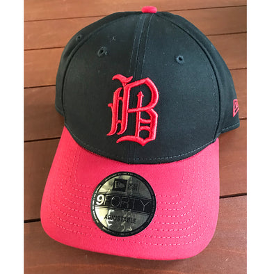 Red English B Hat