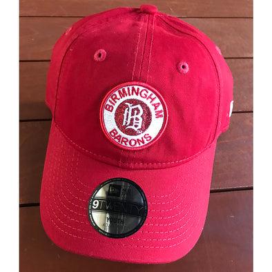 Youth Red Patch Cap