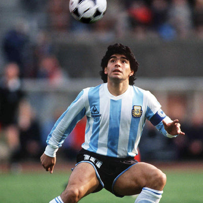 7 curiosities behind Maradona's 'Hand of God