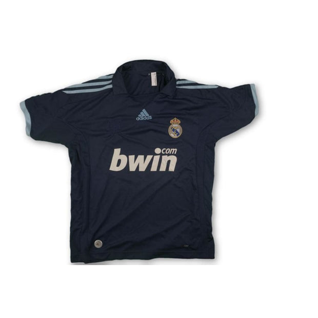 2009-2010 Real Madrid vintage football shirt