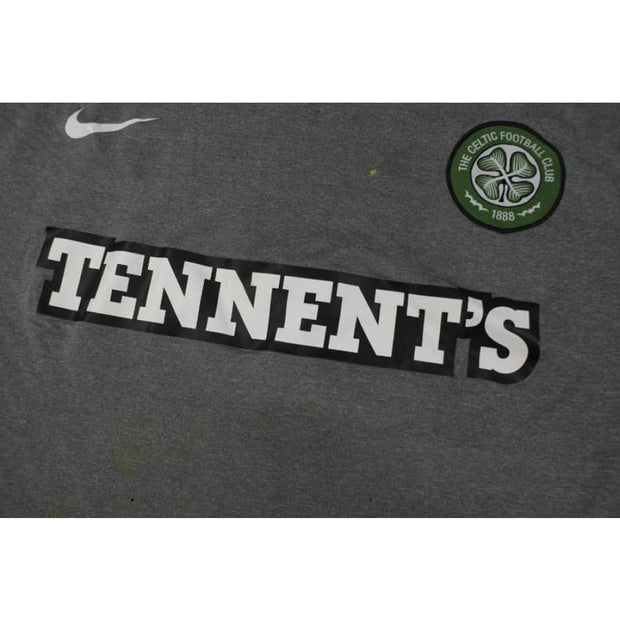 "Celtic Glasgow ""Tennent's"" vintage football shirt"