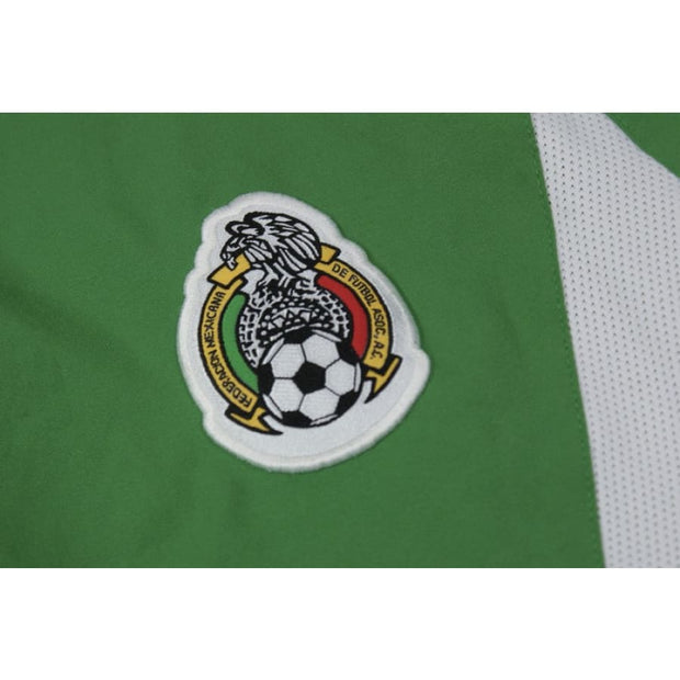 2003 Mexico vintage football shirt