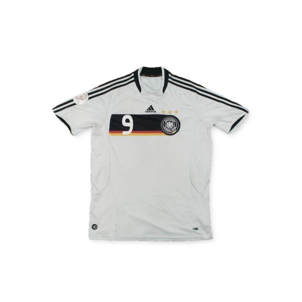2008 Germany vintage football shirt #9 GOMEZ