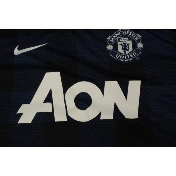 2013-2014 Manchester United vintage football shirt