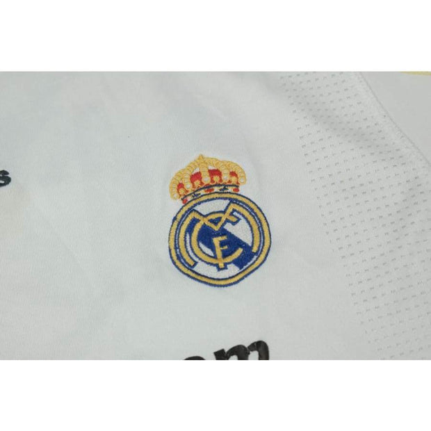 2009-2010 Real Madrid CF vintage football shirt BWIN #8 KAKA'