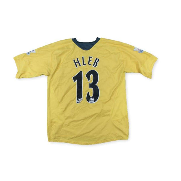 2006-2007 Arsenal vintage football shirt #13 HLEB