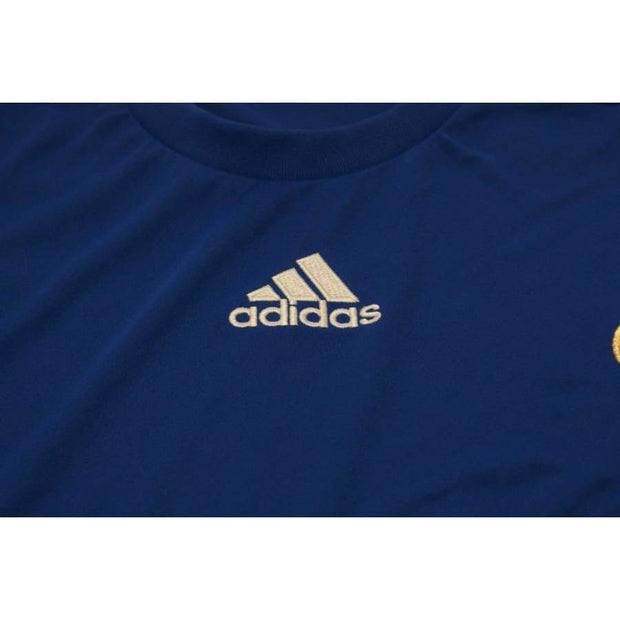 2008-2009 France home retro football jersey