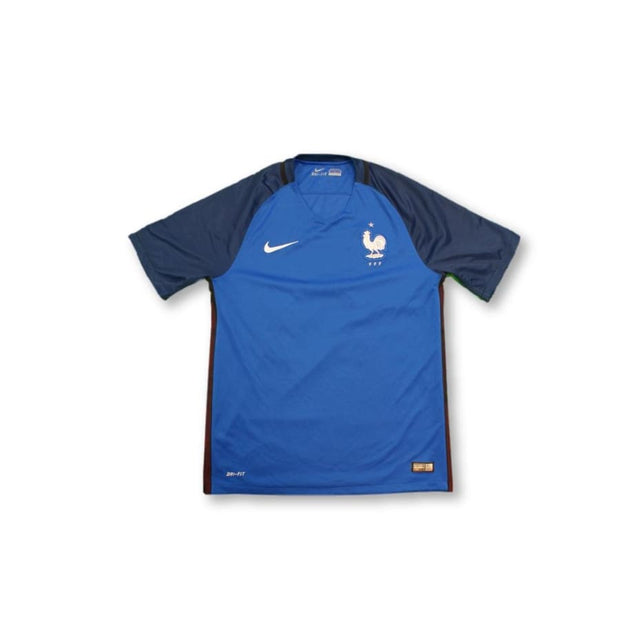 2016-2017 France home retro football jersey #12 MBAPPE