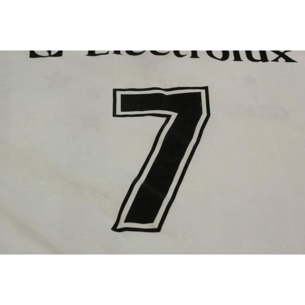 1990s Esch home retro football jersey #7