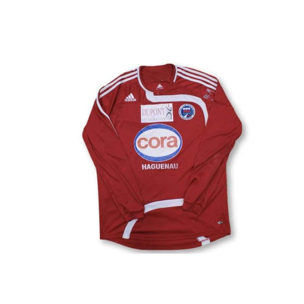 2000s FCSR Haguenau home retro football jersey #5