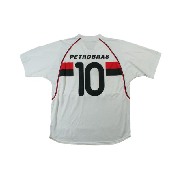 2000's Flamengo Home vintage football shirt