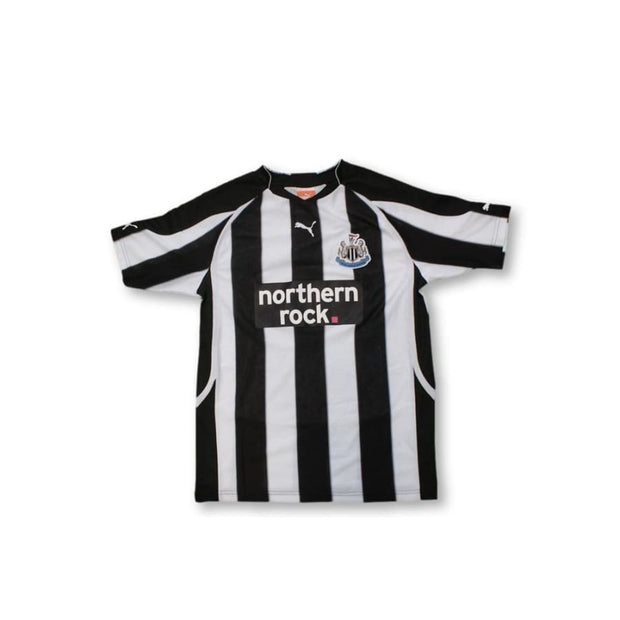 2010-2011 Newcastle United vintage football shirt home