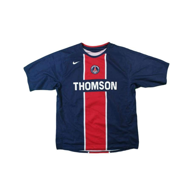 2005-2006 PSG - Paris Saint-Germain Home vintage football club