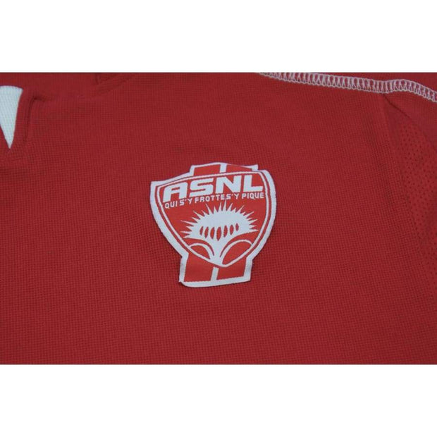 2000s AS Nancy-Lorraine training vintage football shirt