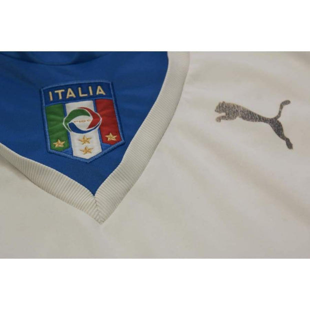 2000s Italy training retro football shirt
