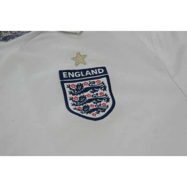 2006-2007 England vintage football shirt