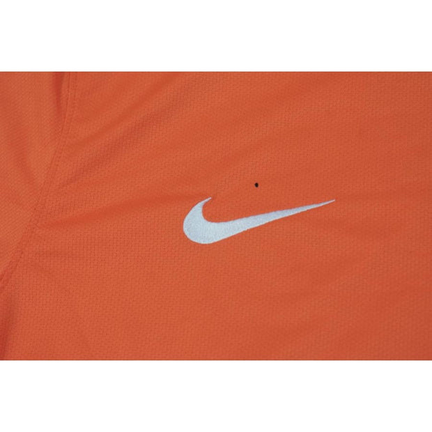 2010-2011 Netherlands vintage football shirt #5 VANTHOURNOU