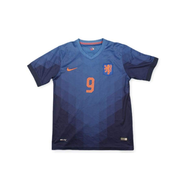 2014-2015 Netherlands vintage football shirt #9 V. PERSIE