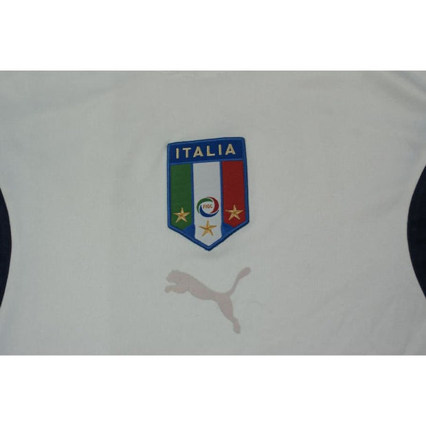 2004-2005 Italy away vintage football shirt