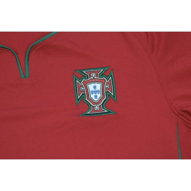 2008-2009 Portugal vintage football shirt