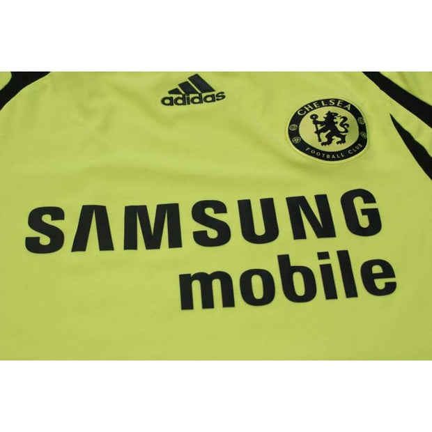 2007-2008 Chelsea FC away vintage football shirt