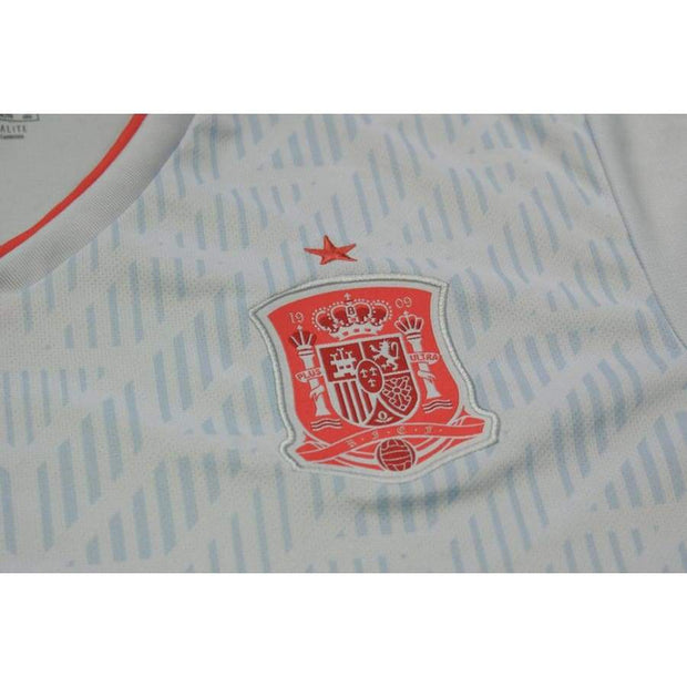 2018-2019 Spain away vintage football shirt