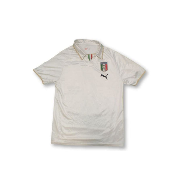 2008-2009 Italy away vintage football shirt