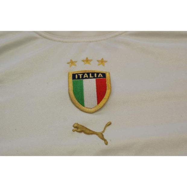 2000s Italy away football shirt