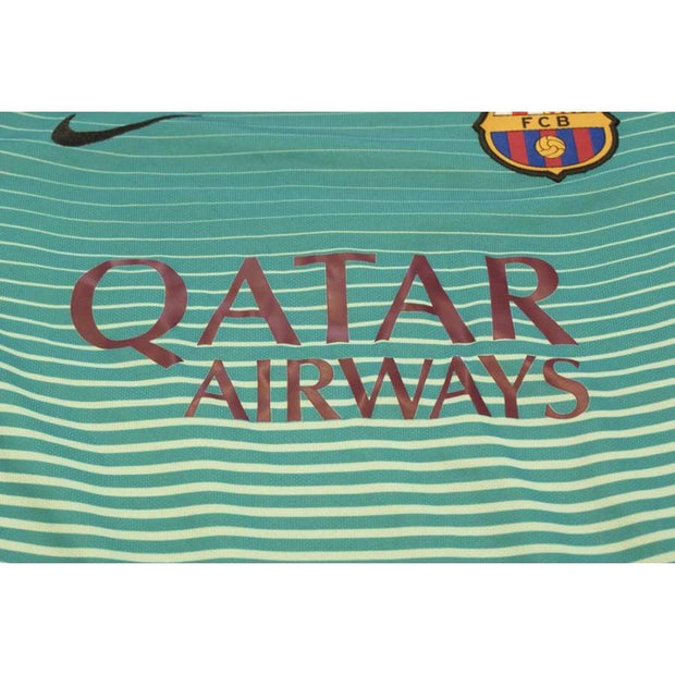2016-2017 FC Barcelona away football shirt