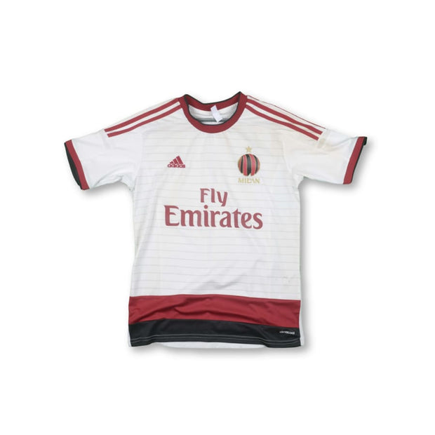 2014-2015 Milan AC away vintage football shirt #7 MENE