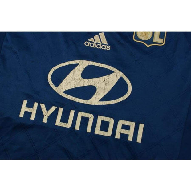 2012-2013 Olympique Lyonnais vintage football shirt #10 LACAZETTE
