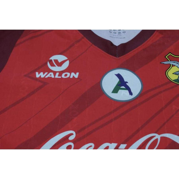 2010s Bolivia fan vintage football shirt