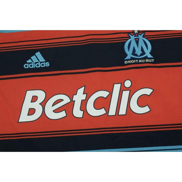 2011-2012 Olympique Marseille third vintage football shirt