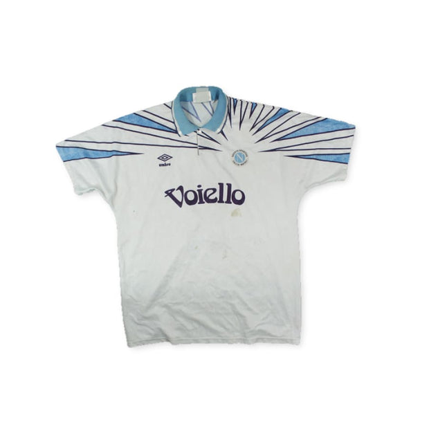 1991-1993 Naples vintage football shirt Societa Sportiva Calcio Napoli #5