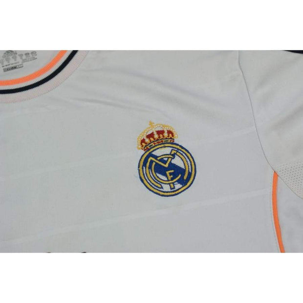 2013-2014 Real Madrid vintage football shirt #11 BALE