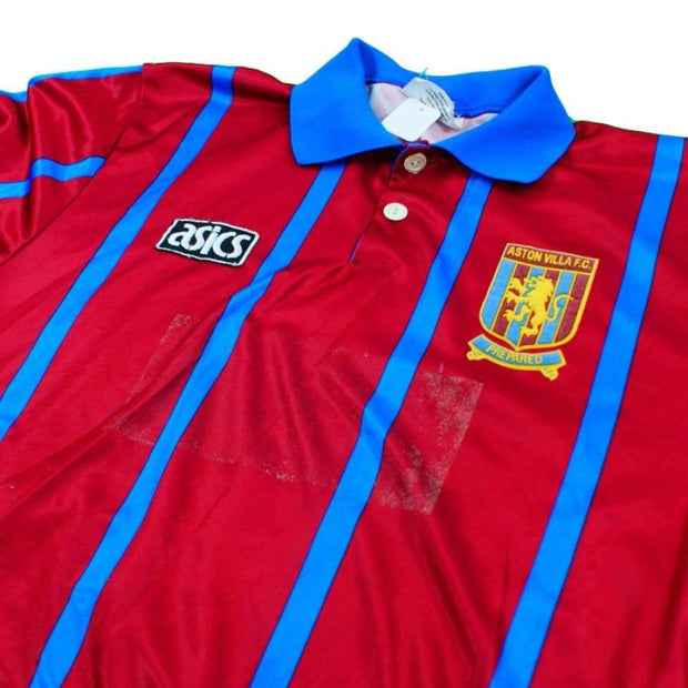 1994-1995 Aston Villa FC vintage football shirt