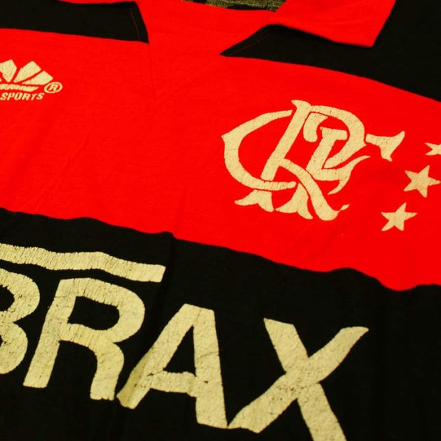 Clube de Regatas Flamengo vintage football shirt