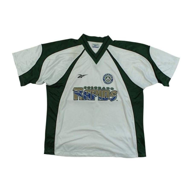 Colorado Rapids vintage football shirt