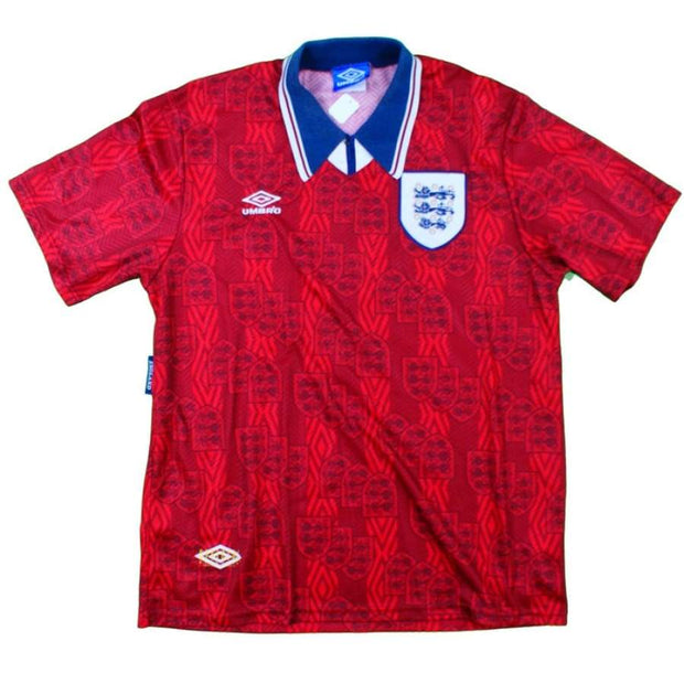 1994-1995 England vintage football shirt