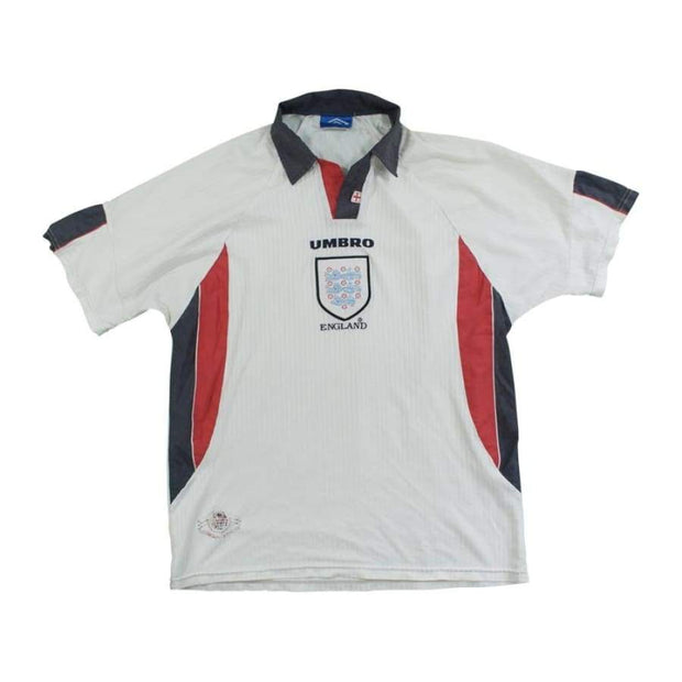 1998 England vintage football shirt