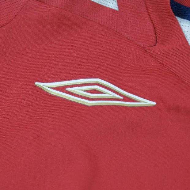 2006-2008 England vintage football shirt