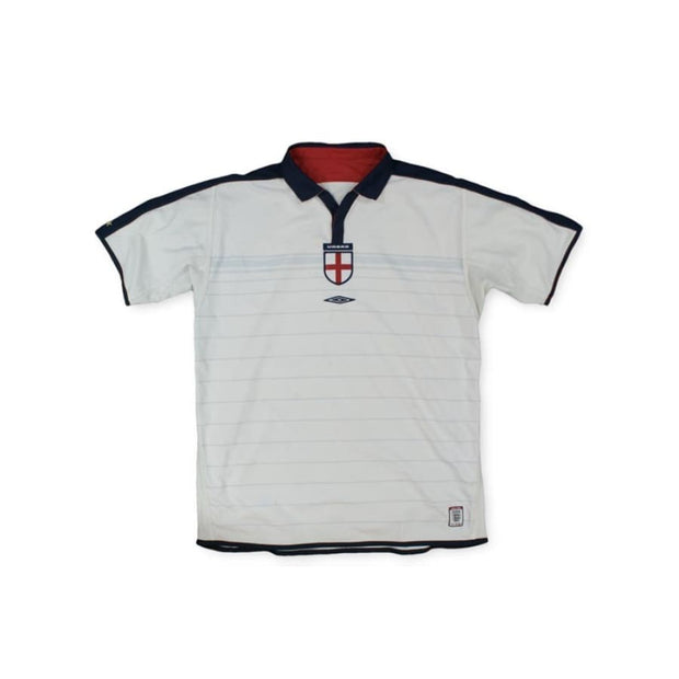 England vintage football shirt
