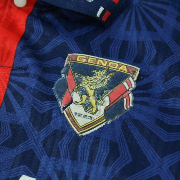 1993 Genoa CFC vintage football shirt